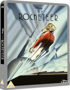 Rocketeer - Zavvi UK Exklusive Lentikular Steelbook Edition