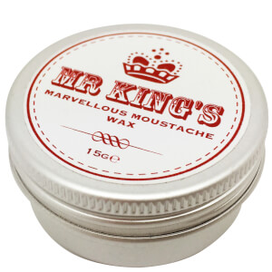 Mr. King's Marvellous Moustache Wax 15g