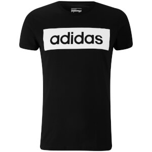 adidas Men's Sports Essential T-Shirt - Black