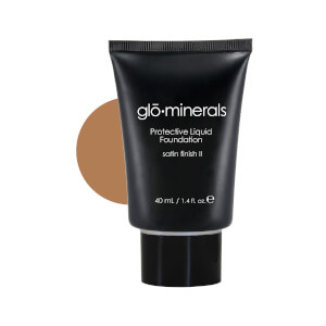 glominerals Satin Cream Foundation Satin II - Beige-Medium