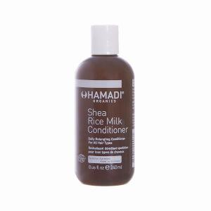 Hamadi Shea Rice Milk Conditioner 8 fl oz