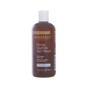 Hamadi Honey Soymilk Hair Wash - 12 fl oz