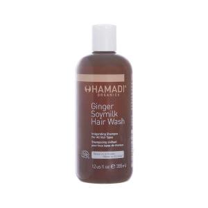 Hamadi Ginger Soymilk Hair Wash - 12 fl oz