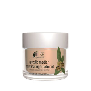 ilike organic skin care Glycolic Medlar Rejuvenating Treatment