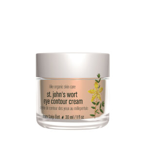 ilike organic skin care St. John's Wort Eye Contour Cream