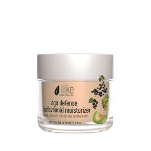 ilike organic skin care Age Defense Bioflavonoid Moisturizer