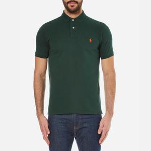 Polo Ralph Lauren Men's Custom Fit Polo Shirt - Northwest Pine