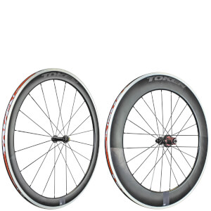 Token C580A Full Carbon Clincher Wheelset