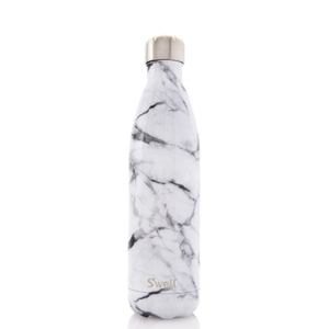 S'well The White Marble Water Bottle 750ml