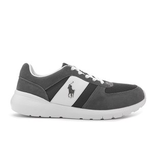 Polo Ralph Lauren Men's Cordell Runner Trainers - Charcoal Grey