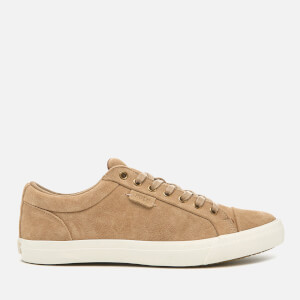 Polo Ralph Lauren Men's Geffrey Suede Court Trainers - Tan