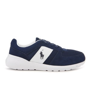 Polo Ralph Lauren Men's Cordell Runner Trainers - Newport Navy