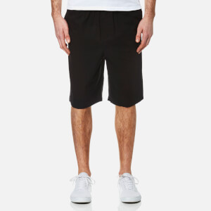 McQ Alexander McQueen Men's Elasticated Logo Pocket Shorts - Darkest Black