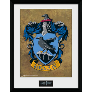 "Harry Potter Ravenclaw Framed Photographic - 16"""" x 12"""
