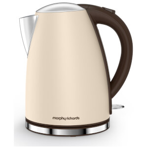 Morphy Richards 103003 1.5L Accents Jug Kettle - Sand