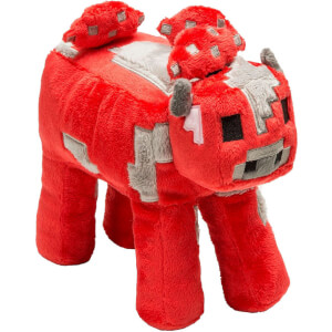 Minecraft Plush Figure Mooshroom