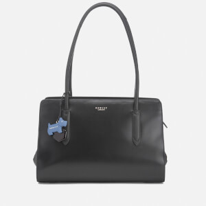 Radley Women's Liverpool Street Medium Ziptop Tote Bag - Black