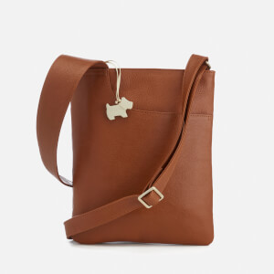 Radley Women's Pocket Bag Medium Zip Top Cross Body Bag - Tan