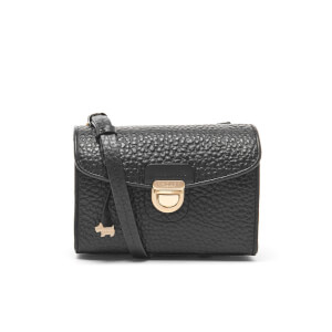 Radley Women's Smith Street Mini Foldover Cross Body Bag - Black