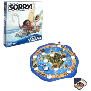 Disney Moana Sorry! Game