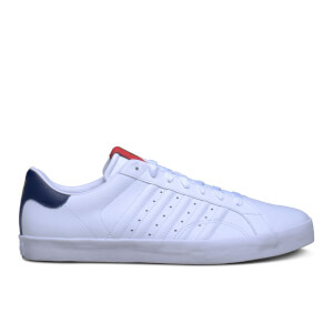 K-Swiss Men's Belmont Trainers - White/Red/Blue