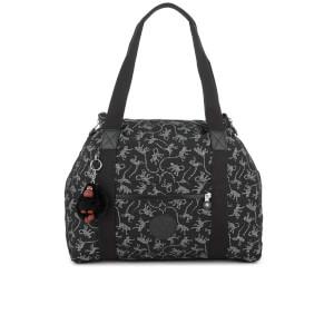 Kipling Women's Art M Travel Tote Bag - Monkey Novelty