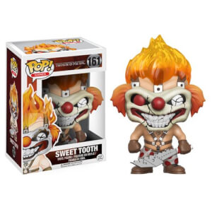 Twisted Metal Sweet Tooth Figurine Funko Pop!