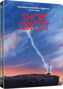 Short Circuit - Steelbook d'édition limitée exclusive Zavvi