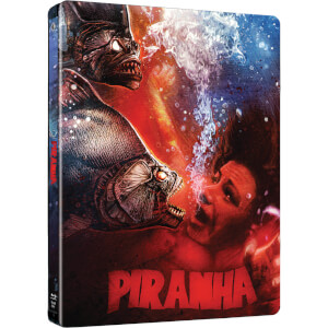 Piranha - Zavvi UK Exclusive Limited Edition Steelbook