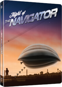 Flight Of The Navigator - Zavvi Exclusive Limited Edition Steelbook