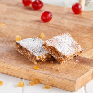 Meal Replacement Box of 7 Stollen Flavour Bars