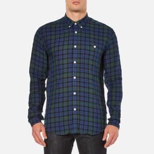 Barbour Men's William Check Shirt - Blue