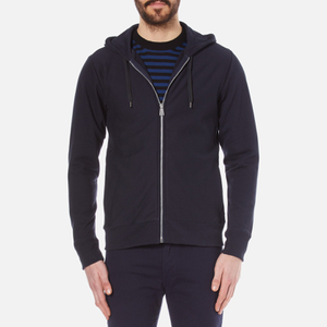 PS by Paul Smith Men's Zipped Hoody - Navy