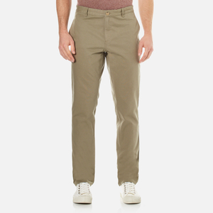 A.P.C. Men's Low Standard Chinos - Khaki