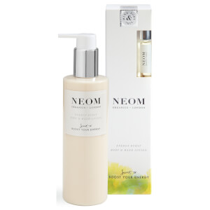 NEOM Energy Burst Body & Hand Lotion