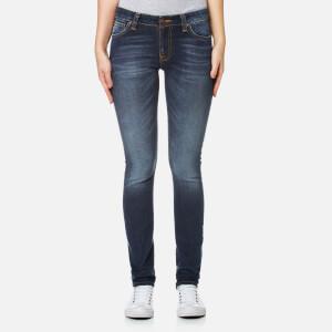 Nudie Jeans Skinny Lin Jeans - Tender Worn