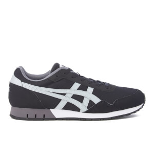 Asics Curreo Trainers - Black/Light Grey