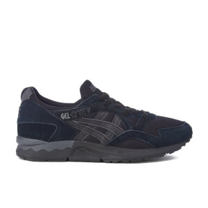 Asics Gel-Lyte V Trainers - Black/Black