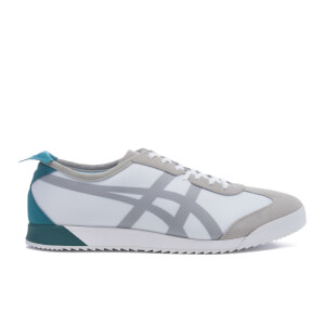 Asics Men's Mexico 66 Saeculi Trainers - White/Light Grey
