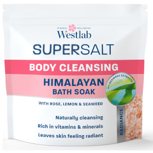 Sel de l'Himalaya Purifiant pour le Bain Himalayan Bathing Salt Body Cleanse Supersalt Westlab