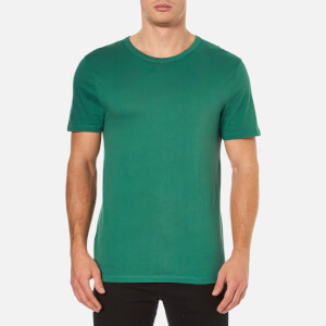 T by Alexander Wang Men's Classic Pima Cotton T-Shirt - Cash