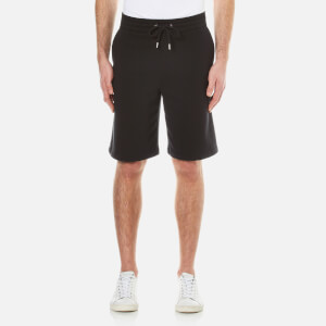 T by Alexander Wang Men's Vintage Fleece Sweatshorts - Black