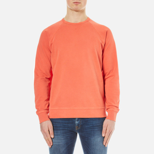 YMC Men's Almost Grown Sweatshirt - Orange