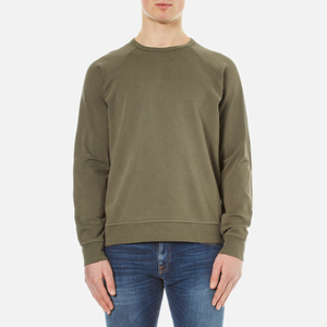 YMC Men's Almost Grown Sweatshirt - Olive