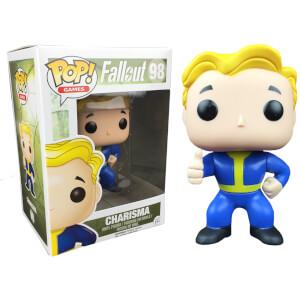 Fallout - Charisma L.E. Figura Funko Pop! Vinyl