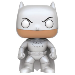 DC Heroes North Pole Camo Batman LE Pop! Vinyl Figure