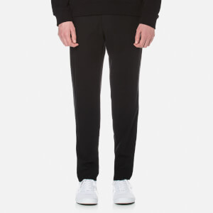 KENZO Men's Cotton Plain Pants - Black