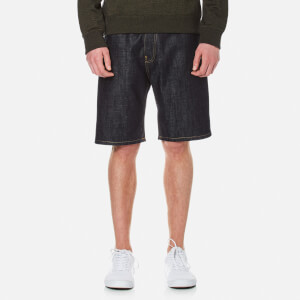 KENZO Men's Denim Shorts - Navy