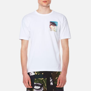 KENZO Men's Small Photo T-Shirt - White