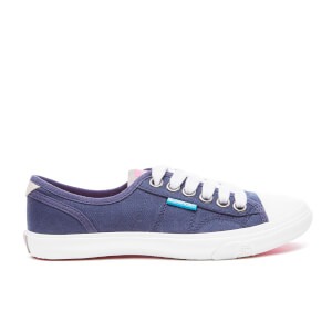 Superdry Women's Low Pro Trainers - Deep Indigo